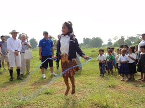 (環境CSR)碧水会海外研修カンボジア